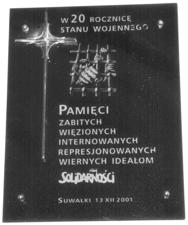 tablica pamiatkowa 3